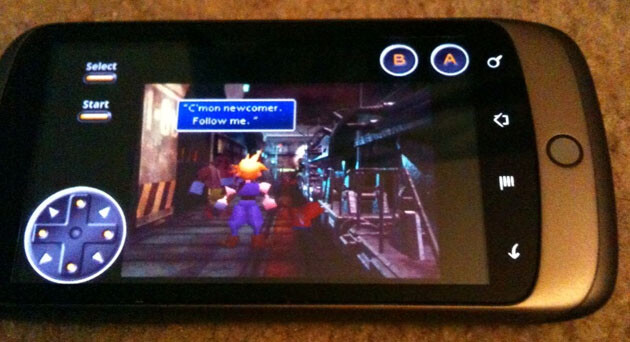 Upcoming Playstation emulator for Android requires a snappy phone