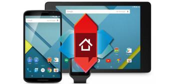 Nova Launcher Update fügt adaptive Icons hinzu, Android 8.1 Popup-Menü, mehr