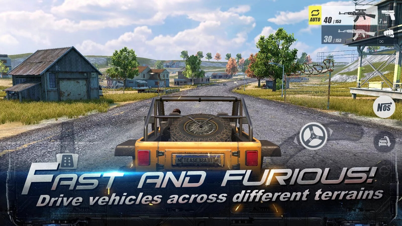 rules of survival pc how to login