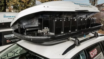 State-of-the-art network benchmarking equipment was used for the carriers' road coverage tests