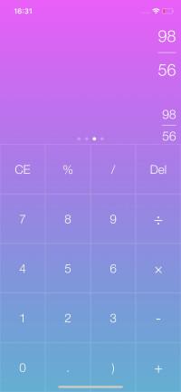 Numerical-iphone-x