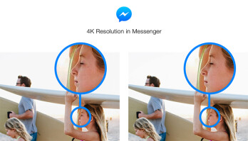 Facebook Now Supports Higher Resolution Images on Facebook Messenger