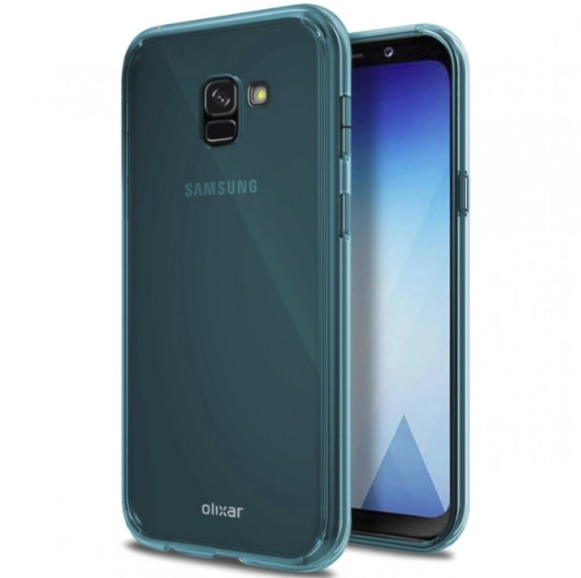 Samsung Galaxy A5 (2018) case renders reveal most of the phone's design