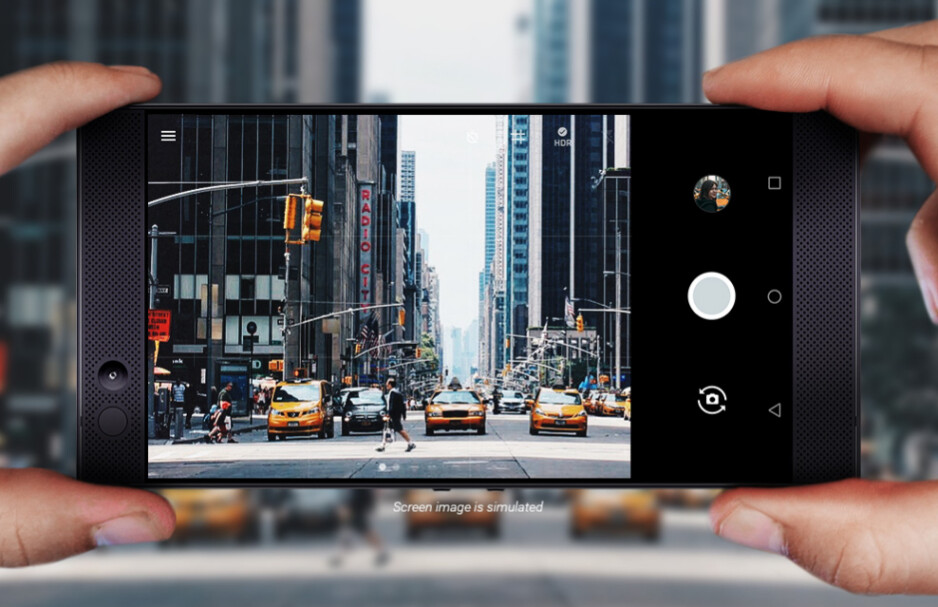 Razer Phone's cameras will get better soon thanks to software updates