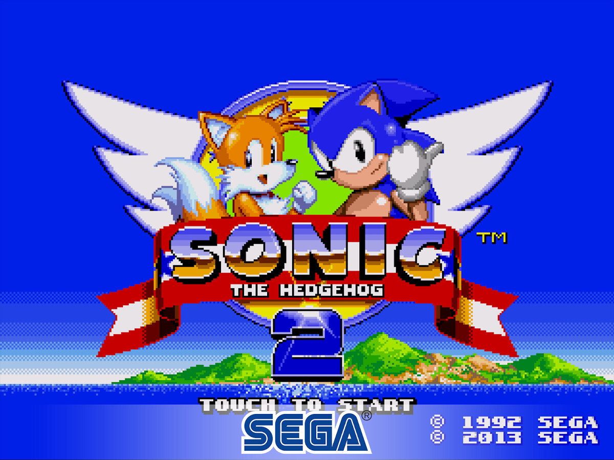 Sonic The Hedgehog 2 Classic joins SEGA Forever games collection