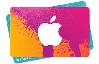 deals on iTunes gift cards for Black Friday
