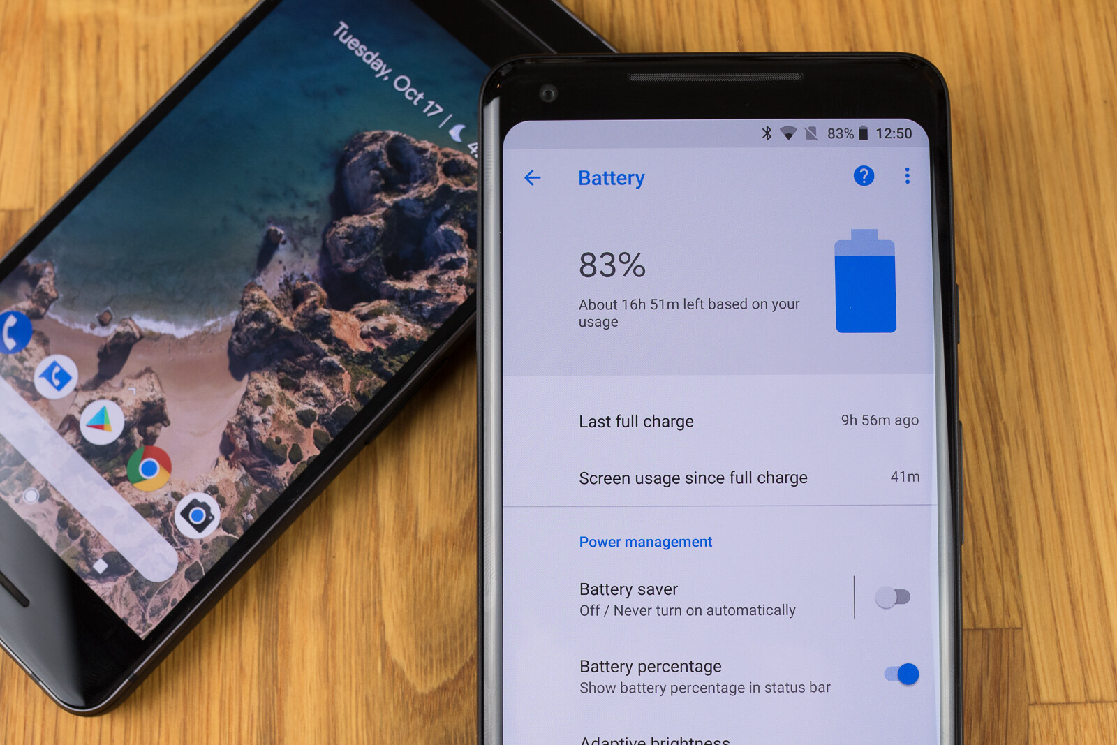 Google: Here's how we predict battery life based on your usage patterns