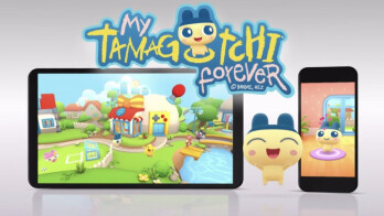 New Tamagotchi game coming to iOS and Android in 2018, could feature AR mode