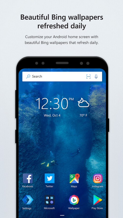 Microsoft Launcher for Android