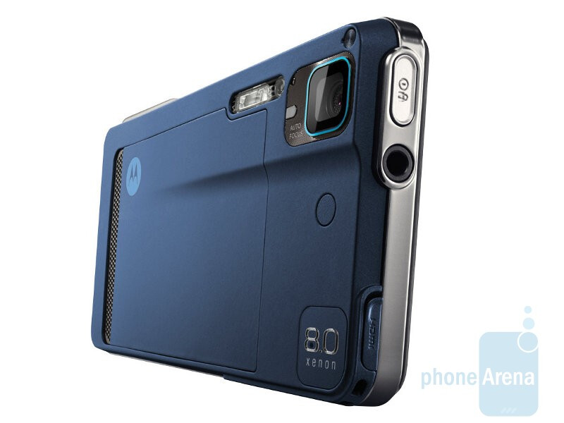 Motorola MILESTONE XT720 brings Xenon flash to Android