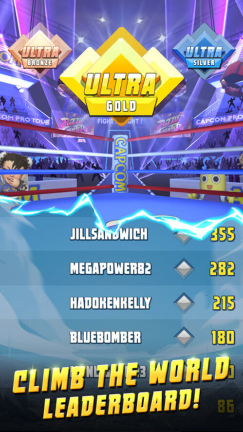 Puzzle Fighter for iOS