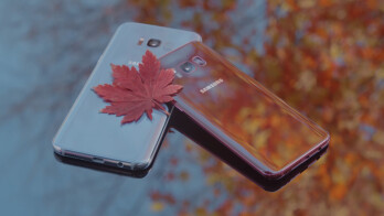 Check out the Burgundy Red Galaxy S8 in real life photos – stunning