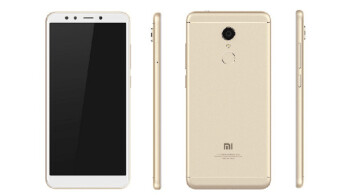Xiaomi Redmi 5 specs and press renders leaked ahead of December announcement