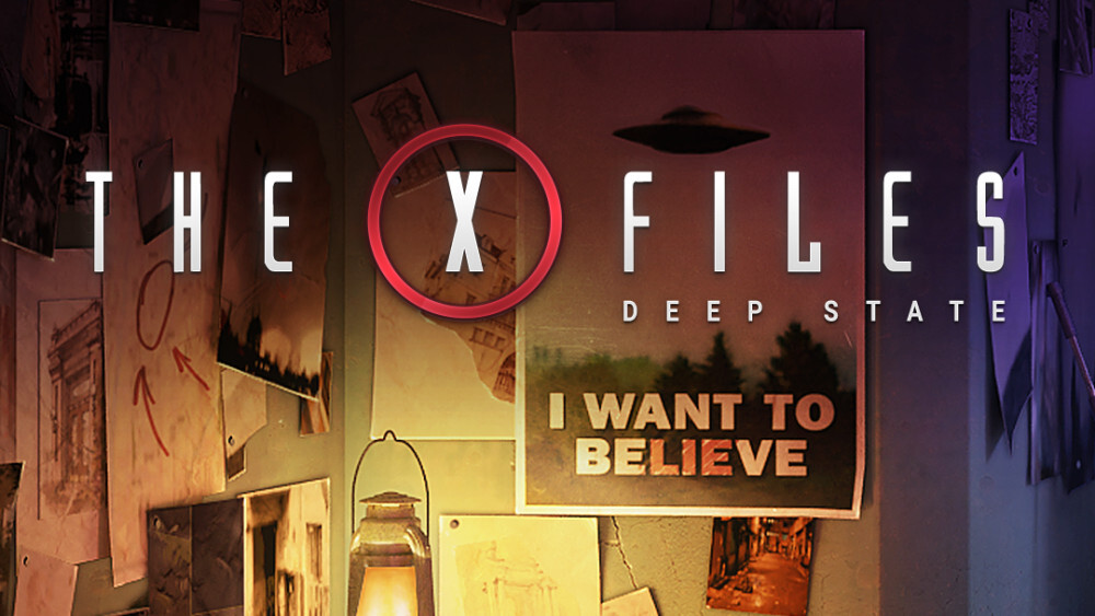 'The X-Files' Game Coming in 2018 - Watch a Teaser Now!