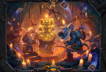 Hearthstone: Kobolds & Catacombs expansion will be launched on December 7
