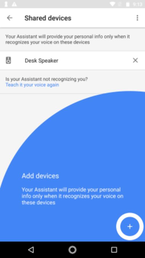 Google app updated to v7.17