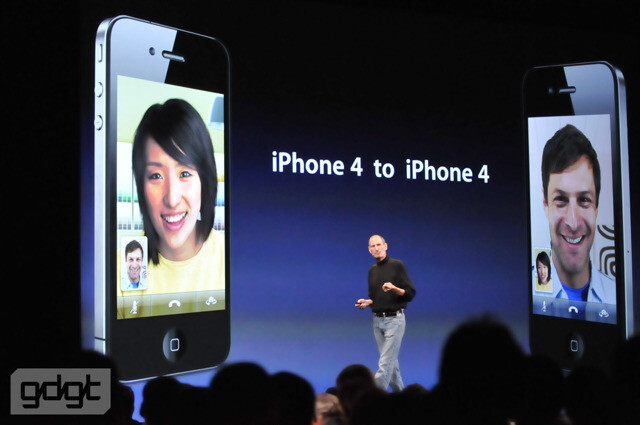 FaceTime - Meet the Apple iPhone 4