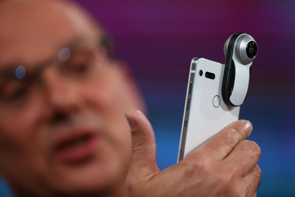 """Now is not a good time for this: Andy Rubin takes leave from Essential to avoid """"inappropriate relationship"""" scandal"""