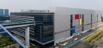 Samsung's new S3 production line located in Hwaseong, Korea