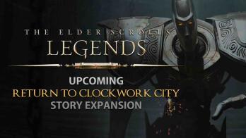 The Elder Scrolls: Legends gets new Return to Clockwork City expansion