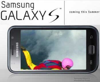 Samsung Galaxy S US web site goes live, rumor hints to a Verizon release as well?