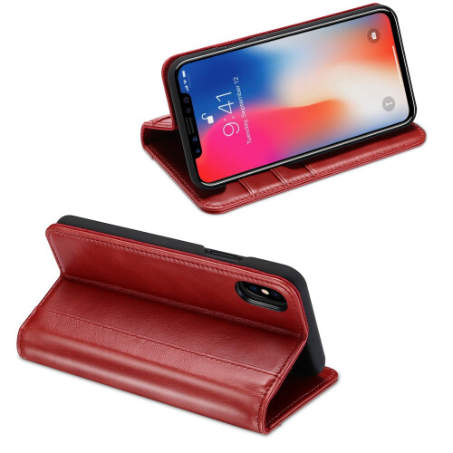 ProCase Vintage case for iPhone X