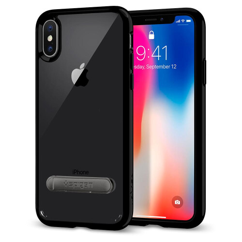 Spigen Ultra Hybrid S case for iPhone X