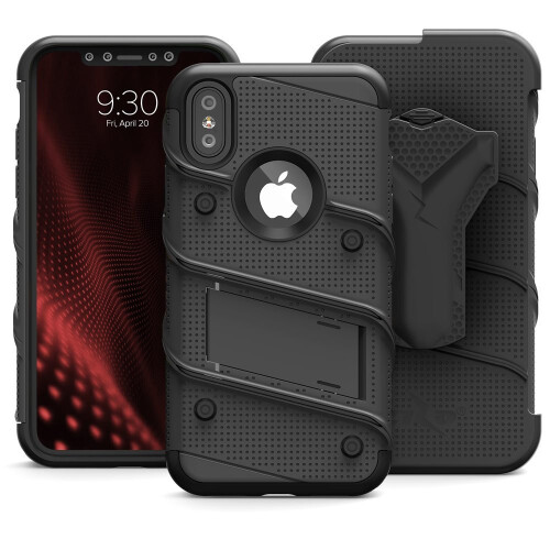 Zizo Bolt case for iPhone X