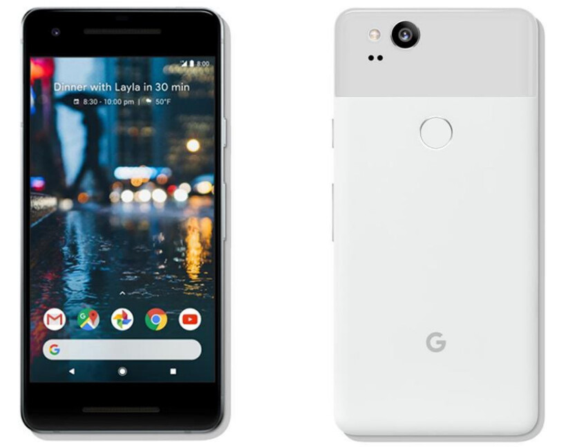 Save $300 on the Google Pixel 2 and Pixel 2 XL