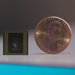 The Snapdragon 835 is tiny, isn't it?