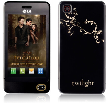 Diehard Twilight fans will have to check out France for ...