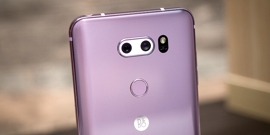 LG V30 finally launches in Europe