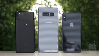 Google Pixel 2 vs iPhone X, Galaxy Note 8 portrait camera comparison: is one camera really enough?