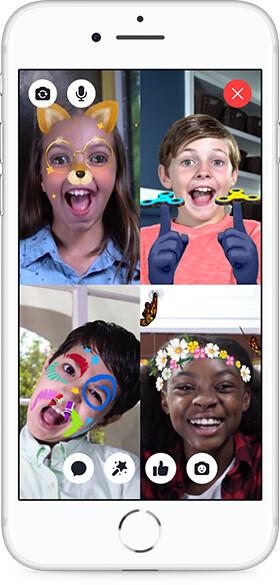 Facebook Messenger Kids announced: A safe online environment for your children