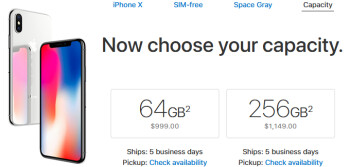 SIM-free iPhone X now available in the US