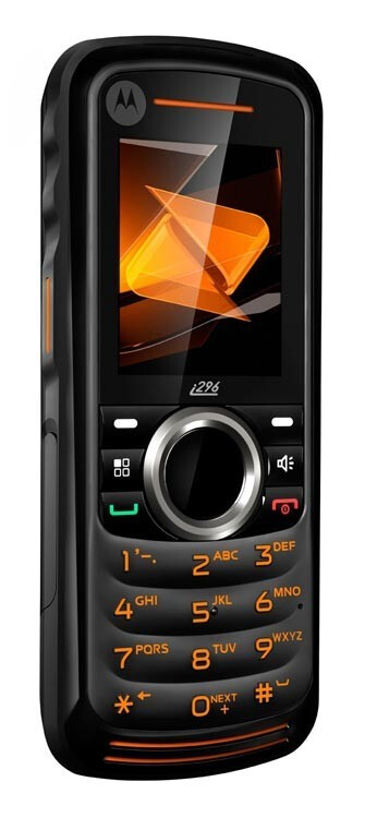 Motorola i296 rugged style iDEN phone for Boost Mobile is now available for $59.99