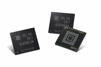 Samsung begins mass-production of 512GB embedded storage solution, could we see it on the Galaxy S9?