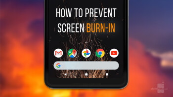 How to prevent screen burn-in on the Pixel 2, LG V30, Note 8, and other Android phones with OLED displays (No root)