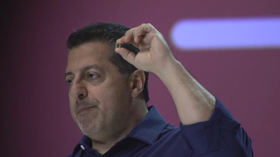 Alex Katouzian, Senior VP and GM of mobile for Qualcomm - Qualcomm's powerful Snapdragon 845 chipset goes official