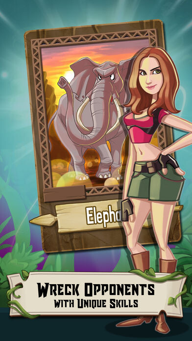 Jumanji - The Mobile Game