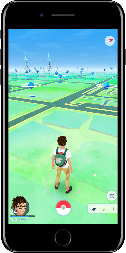 Pokemon GO's new dynamic weather features