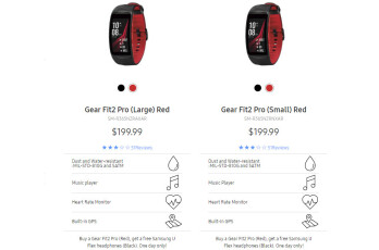 Deal: Samsung Gear Fit 2 Pro now comes with free U Flex headphones ($80 value) in tow