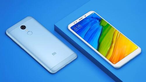Xiaomi Redmi 5and Redmi 5 Plus are official