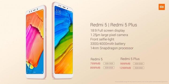 https://i-cdn.phonearena.com/images/articles/310350-image/Xiaomi-Redmi-5and-Redmi-5-Plus-are-official.jpg