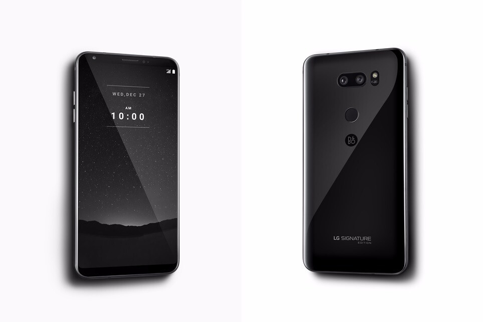LG is Selling a Limited Edition $1800 V30 Covered in Ceramic