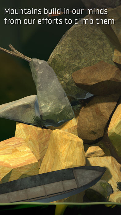 That one game that will make you rage: Getting Over It now available for iOS