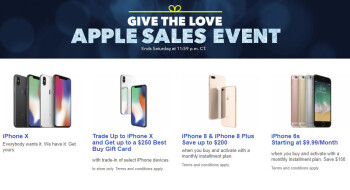 Best Buy debuts 3-day Apple Event with discounts on iPhones and iPads