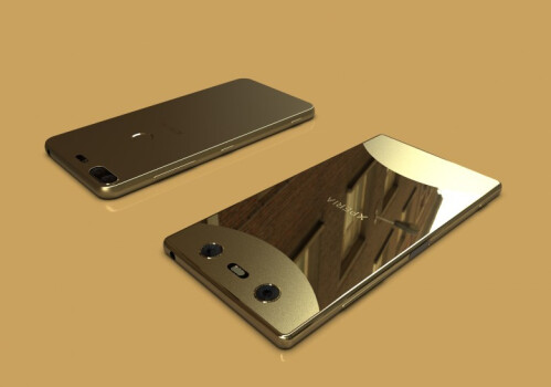 Could this be what Sony's 2018 Xperia phones look like?