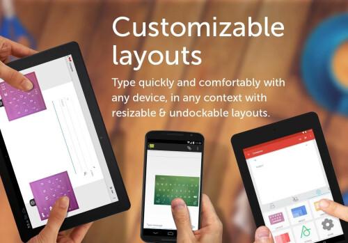 SwiftKey Android-Tastatur-App erhält Update mit Quick-Paste-Funktion, neue Sprachen und mehr