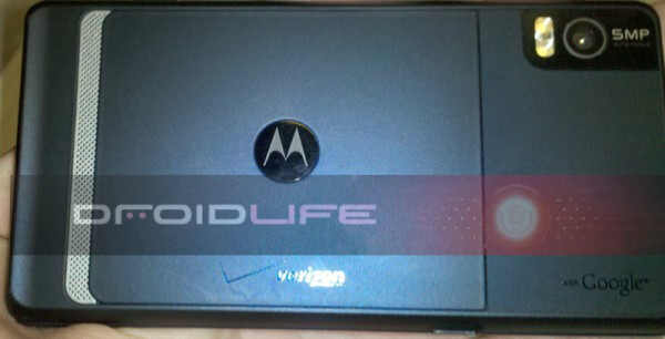Motorola DROID 2 is leaked - images and video in tow